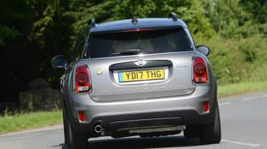 MINI Countryman S E plug-in hybrid - rear