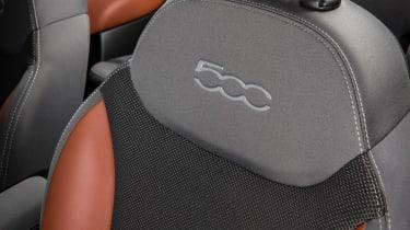 Fiat 500L 1.4 MultiAir 2014 seats
