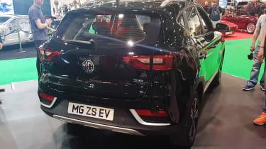 MG ZS EV - London Motor Show rear