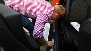 MINI Cooper 5-Door - installation