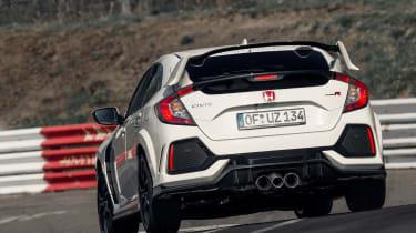 2017 Honda Civic Type R Nurburgring