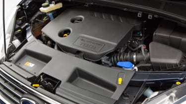 Used Ford Galaxy - engine