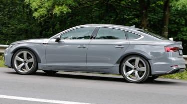 Audi RS5 Sportback side