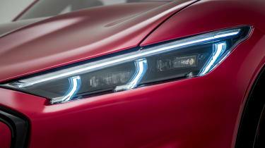 Ford Mustang Mach-E - headlights