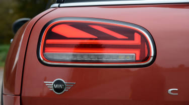 MINI Clubman - rear light