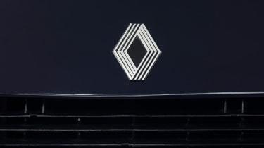 Renault badge