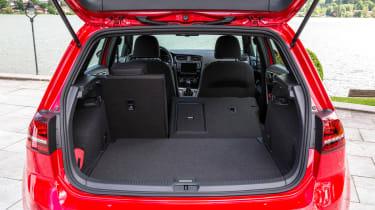 Volkswagen Golf GTD boot