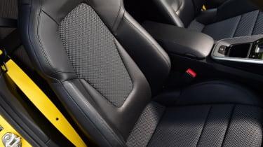 Porsche 911 - seats
