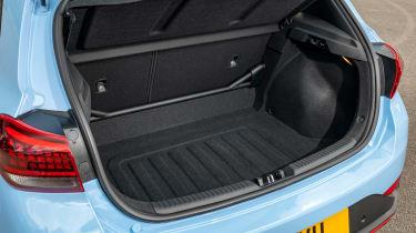 Hyundai i30 N Performance DCT - boot