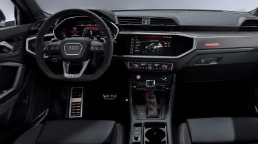Audi RS Q3 - dash