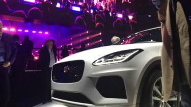 Jaguar E-Pace launch - SUV
