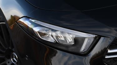 Mercedes-AMG A 35 Saloon - front light