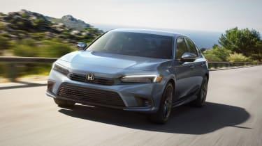 Honda Civic 2021 - front