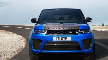 Range Rover Sport SVR - full front