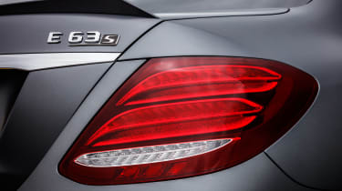 Mercedes-AMG E 63 S - rear light detail