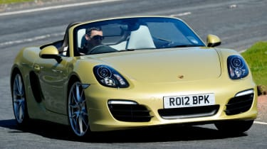 The Porsche Boxster offers a package of sharp handling, great engines, and everyday usability.