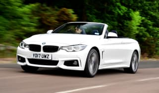 BMW 430i Convertible - front