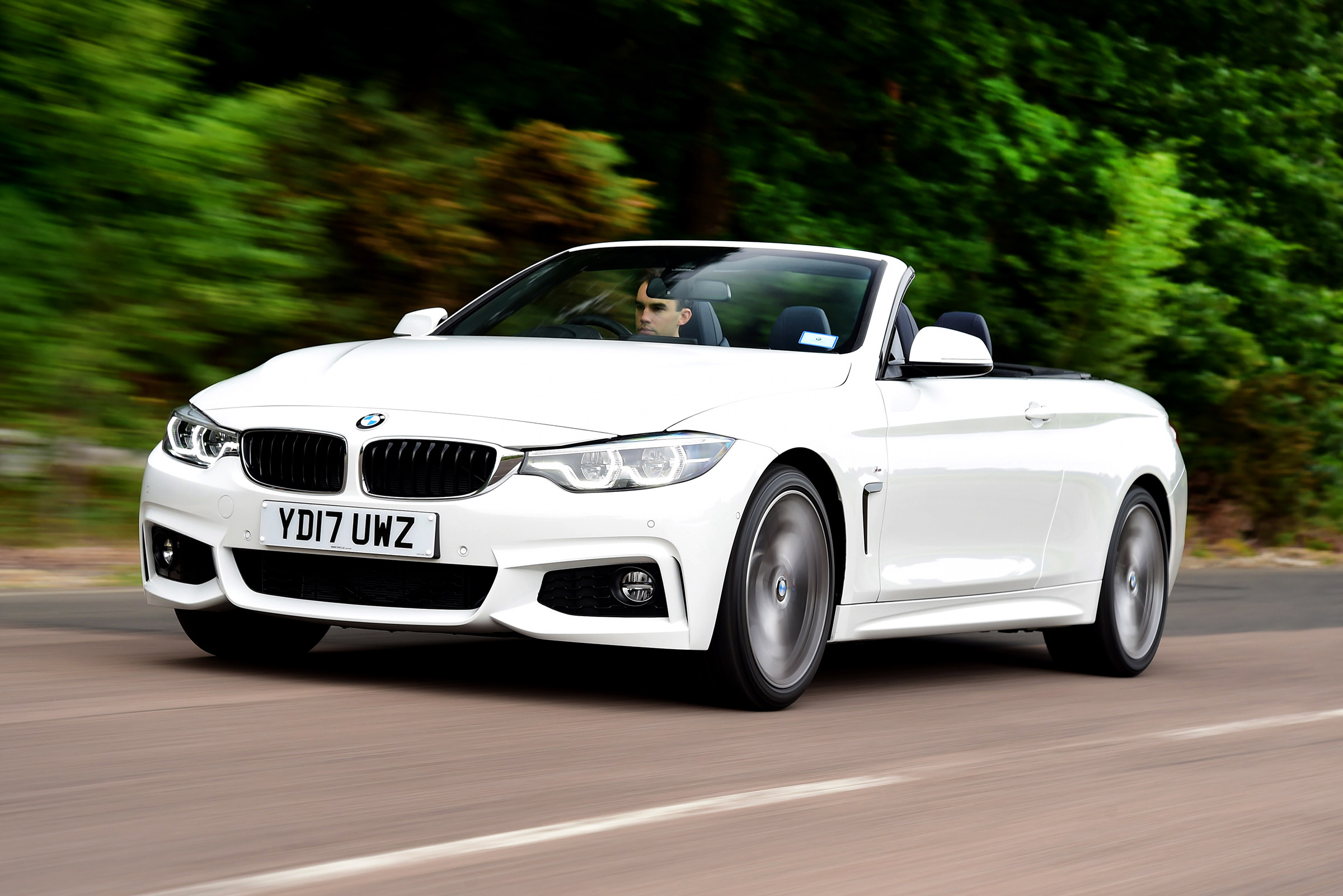 Bmw 4 Series Convertible Review Auto Express