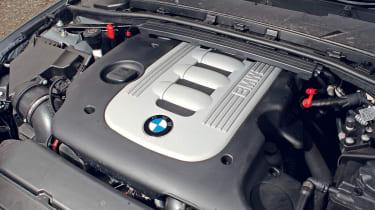BMW 335d engine