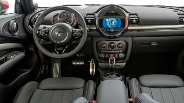 MINI Clubman JCW - dash