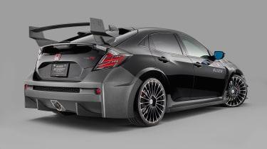 Mugen RC20GT Honda Civic Type R upgrades rear