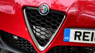 Alfa Romeo Giulietta 2016 facelifted - nose