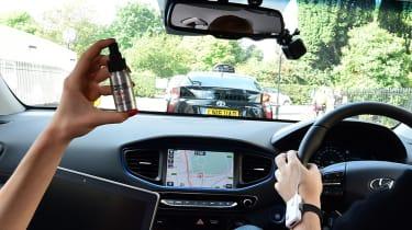 Driver Emotion Test - smell test