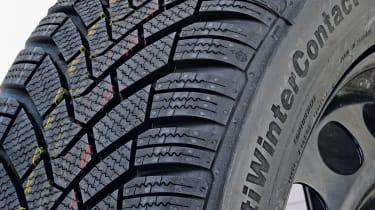 Continental ContiWinterContact TS 850 winter tyre