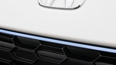 Honda CR-Z grille detail