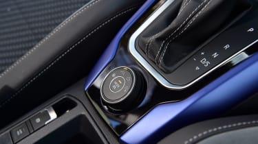 Volkswagen T-Roc R - drive select