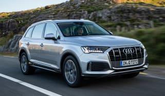 Audi Q7 - front