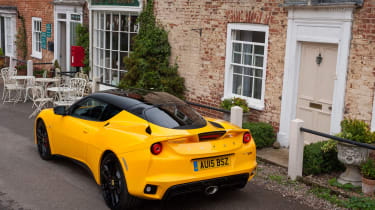 Lotus Evora 400 top