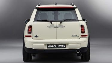 MINI Clubvan rear