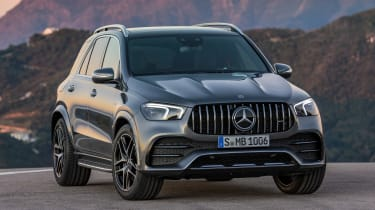 Mercedes-AMG GLE 53 - front static
