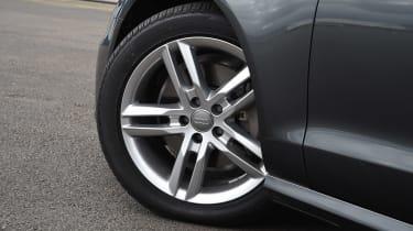 Audi A6 wheel