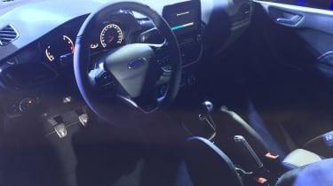 Ford Fiesta ST show - dash