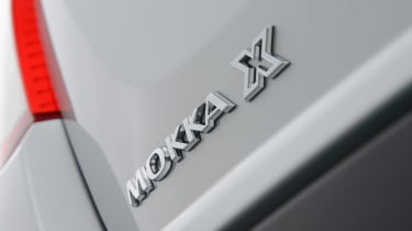 Vauxhall Mokka X - Mokka X badge