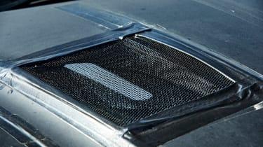 Aston Martin DBS Superleggera prototype - detail