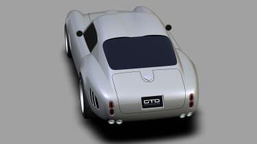 GTO Engineering Project Moderna - rear