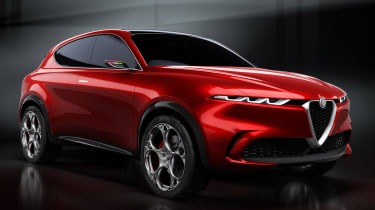 Alfa Romeo Tonale - best new cars 2022 and beyond
