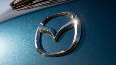 Mazda 2 - Mazda badge