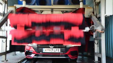 Volkswagen Arteon - car wash