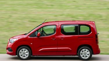 Vauxhall Combo Life - profile