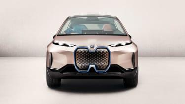 BMW Vision iNEXT - studio front