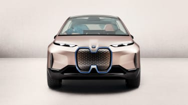 BMW Vision iNEXT - studio front