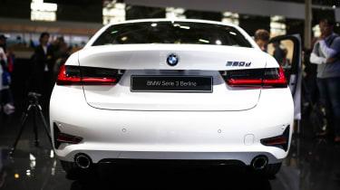 BMW 3 Series - Paris full rear