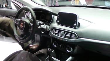 Fiat Tipo - Geneva show interior