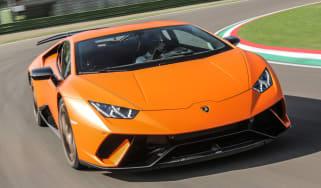 Best supercars - Lamborghini Huracan Performante