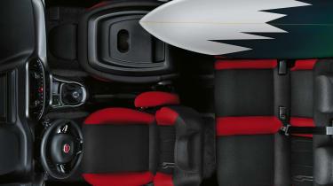 Fiat Doblo 2015 - cabin