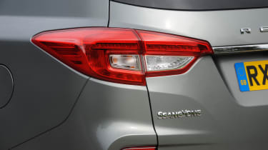 2017 SsangYong Rexton - tail light